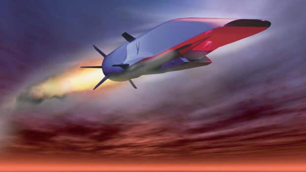 Баранец объяснил, почему США скрывают скорость своей новой гиперзвуковой ракеты C-HGB
