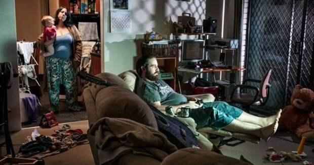 «Никто тебе неаплодирует»: американская история депрессии отфотографа Алека Доусона