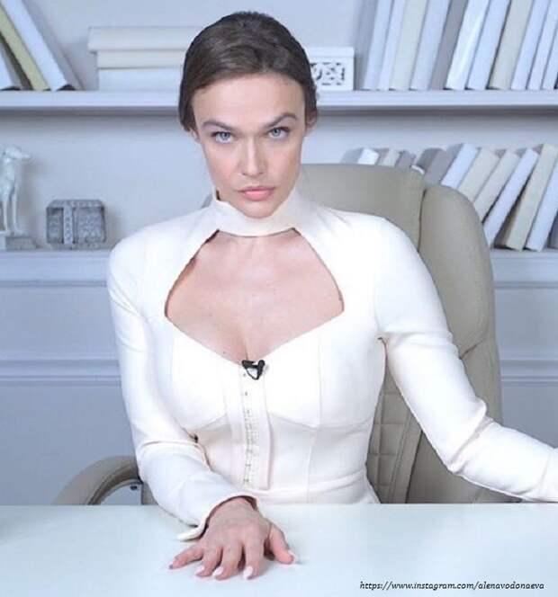 Алена Водонаева рассказала о бабниках