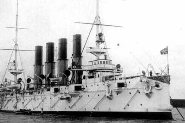 Крейсер «Варяг»: гибель и бессмертие