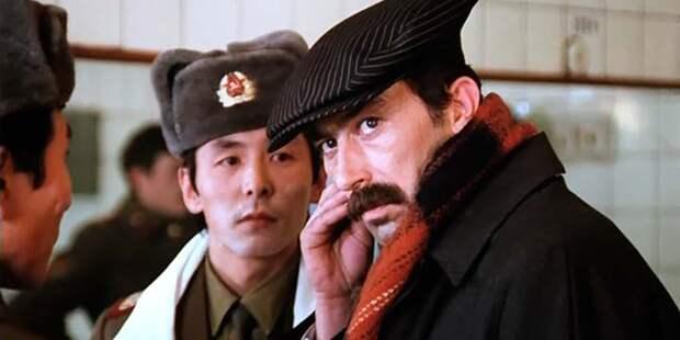 Кадр из фильма «Мимино». Режиссер Георгий Данелия. 1977 год