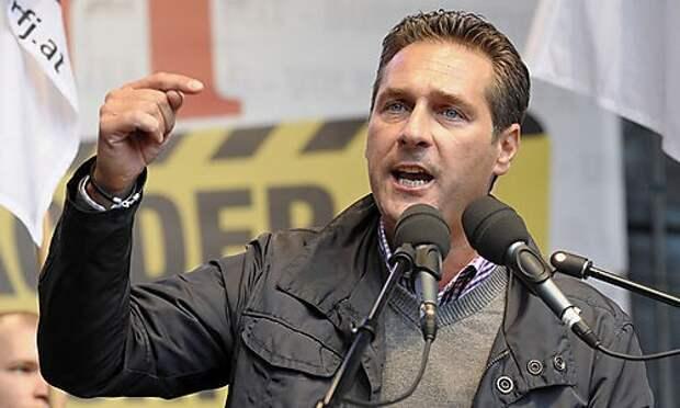Лидер крупнейшей оппозиционной партии Австрии призвал отменить санкции против России