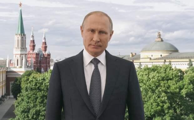 Трогательное обращение Путина к фанатам футбола