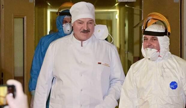Лукашенко обнародовал сводки от КГБ из Европы