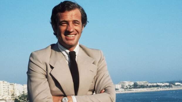 Умер знаменитый французский актер Жан-Поль Бельмондо