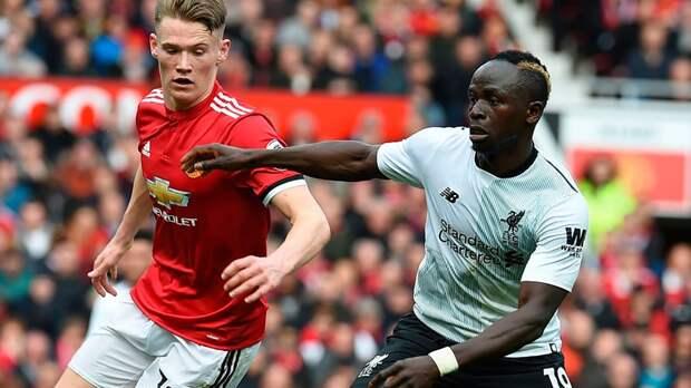 «Ливерпуль» — «Манчестер Юнайтед»: букмекеры назвали фаворита главного матча 19-го тура АПЛ