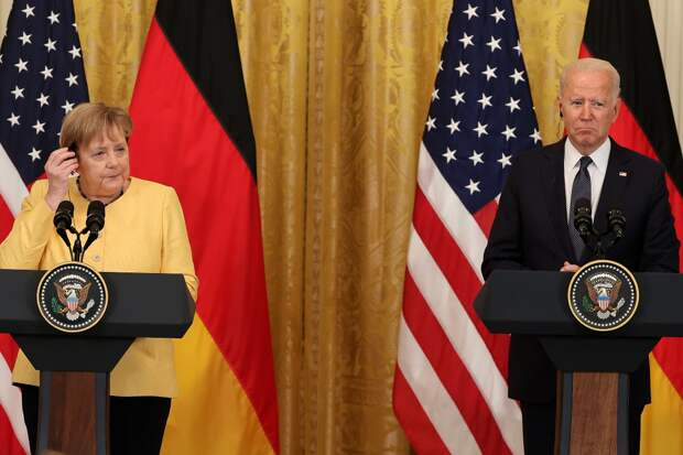 U.S. and Germany have Nord Stream 2 deal, but lack authority to implement it