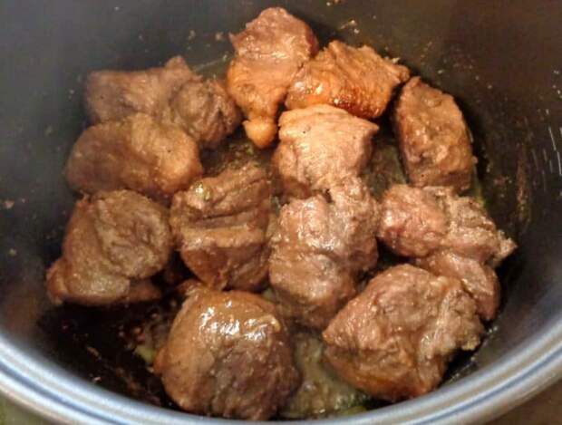 Шашлык в мультиварке. Невероятно нежное и мягкое мясо у вас дома