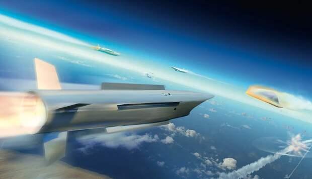 """Эксперт заявил, что """"мерзавцы из России"""" продали США секреты гиперзвукового оружия"""
