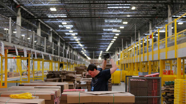 Рабы Amazon