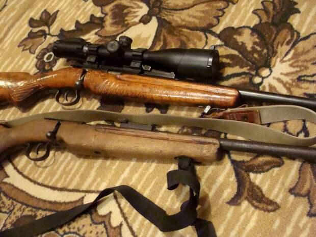 ТОЗ-8 – первая серьёзная спортивная винтовка, сделанная в СССР