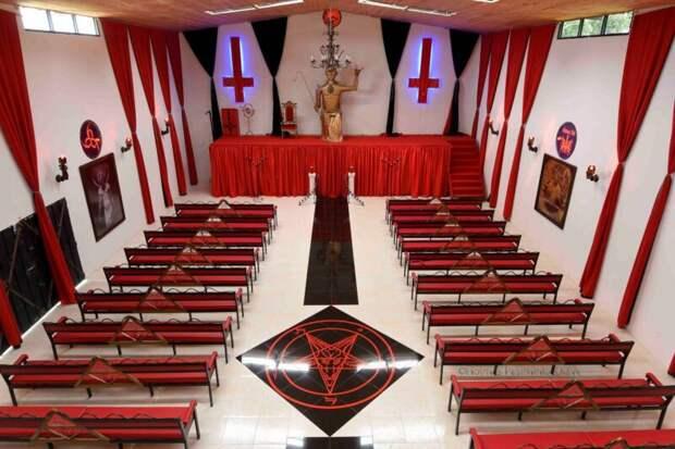 Сатанисты угрожают штату Миссисипи заупоминание Бога нановом флаге