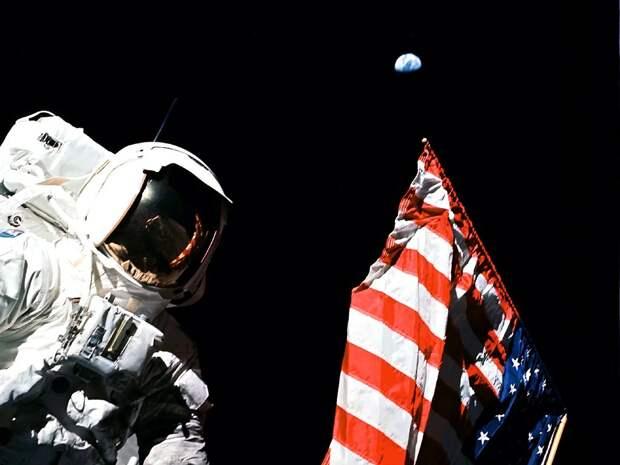 Что астронавты услышали на Луне?
