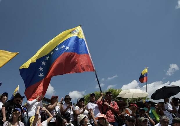 Венесуэла оказалась обесточена из-за диверсии на ГЭС
