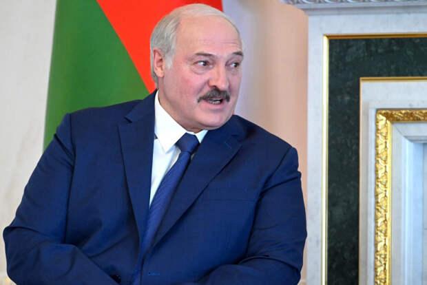 Лукашенко обвинил Польшу в пограничном конфликте
