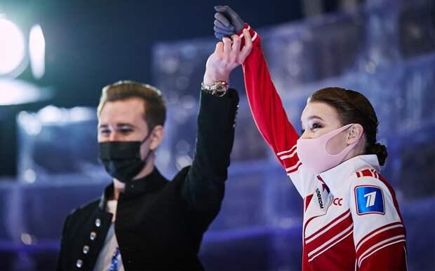 Роднина: «Перенесенная болезнь сказалась, но Щербакова большая молодец, собрала оставшиеся силы и смогла выстоять»