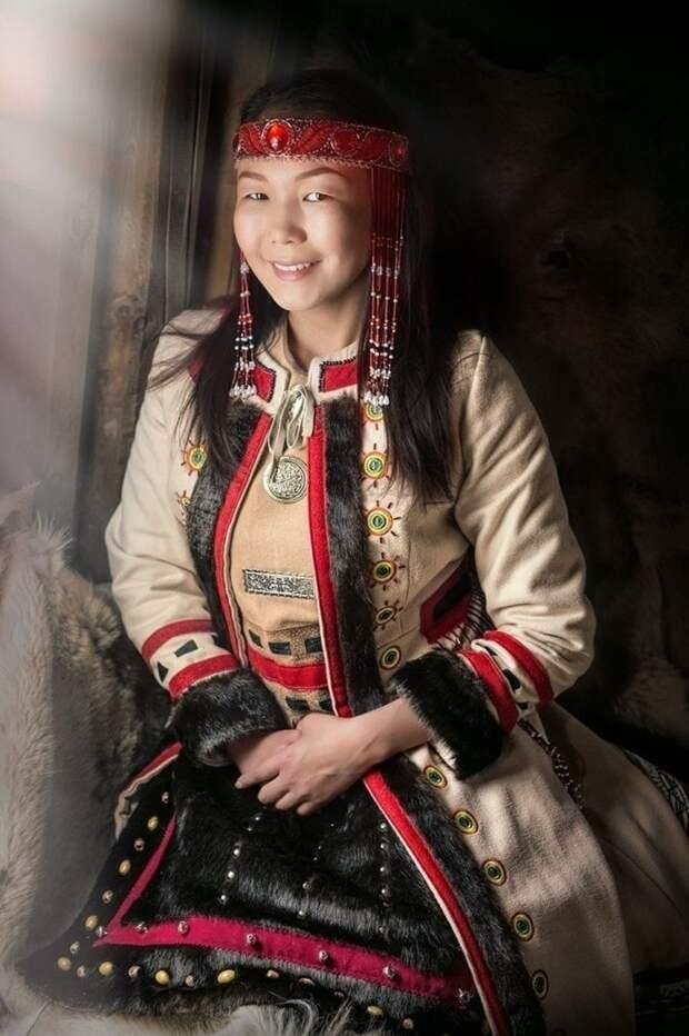 Фотограф полгода ездил по Сибири, чтобы заснять представителей коренных народов России