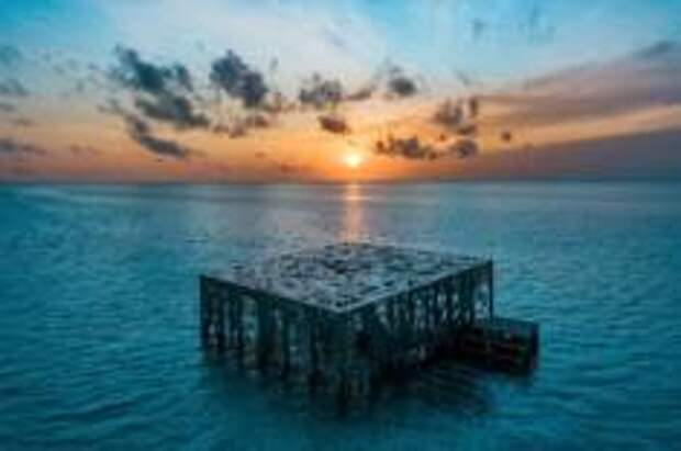 Fairmont Maldives Sirru Fen Fushi представляет новую подводную инсталляцию Джейсона Тейлора