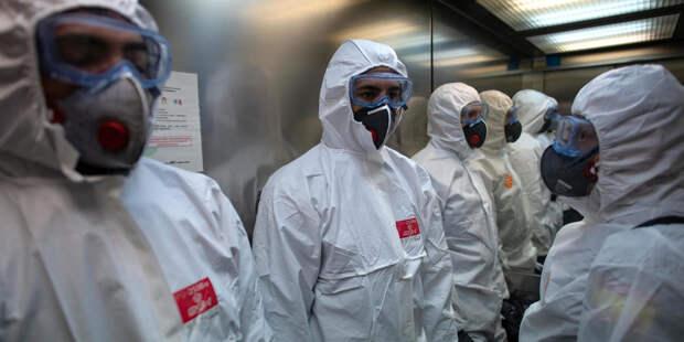Созданы первые разработки против вируса