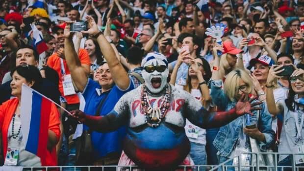 Сколько денег потратили фанаты за время группового этапа ЧМ-2018?