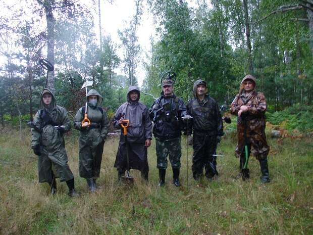 Томские поисковики нашли останки 36 солдат и медсестры на местах сражений в Новгородской области