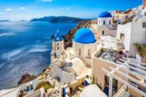 Греция предлагает туристам начинать бронирование