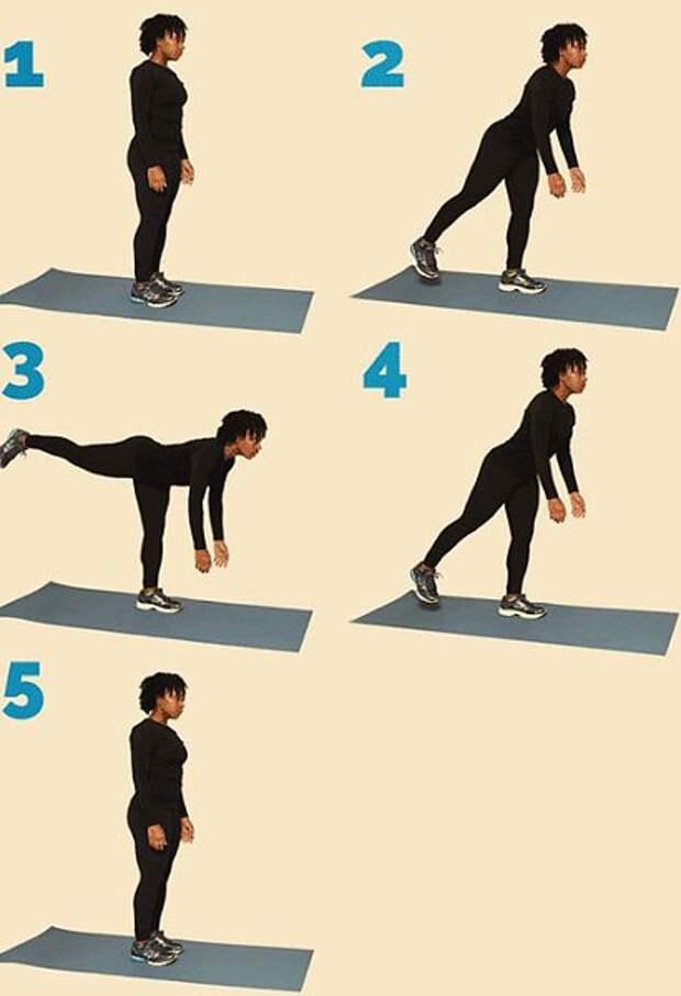 12 эффективных упражнений, которые сделают вашу фигуру идеальной