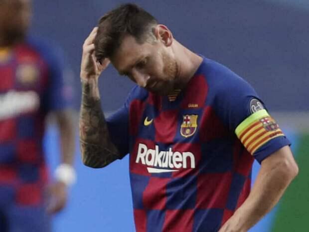 «Барселона» вначале официально отказала Месси, а сейчас уже сделала ему новое предложение