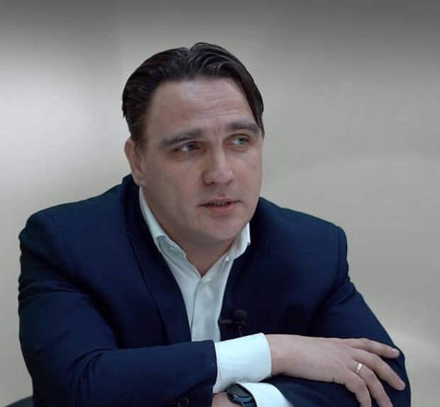 Исполняющий обязанности министра образования Архангельской области Юрий Гнедышев