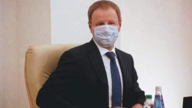 Губернатор Алтайского края Виктор Томенко отчитался о доходах за 2020 год