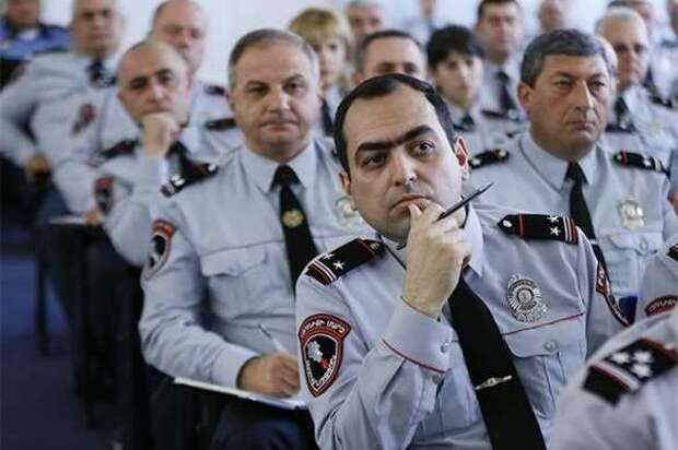 Знакомо? США создадут в Армении новую патрульную полицию и антикоррупционные структуры | Русская весна