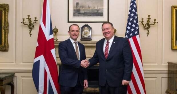 США будут координировать с Европой действия в отношении Белоруссии