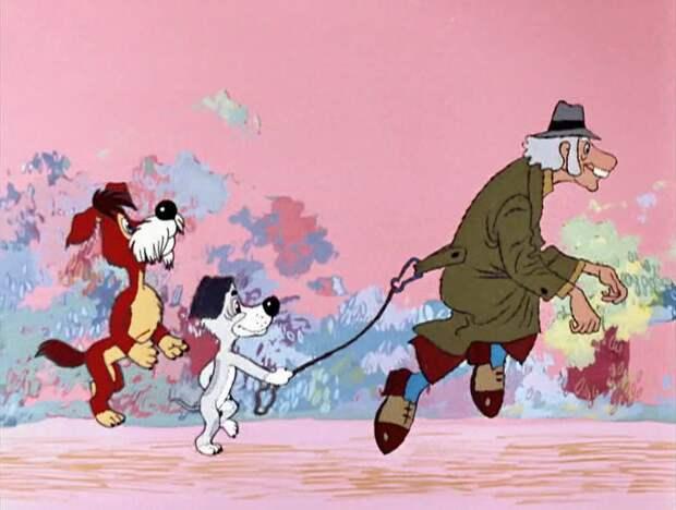 Песни из советских мультфильмов: Часть третья…