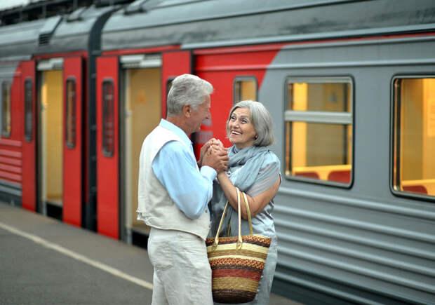 Многодетные пенсионеры с детьми, РЖД ждут вас! ФПК фонтанирует всевозможными акциями на билеты для различных групп пассажиров