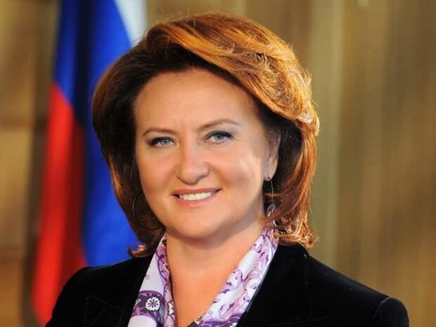 «Собеседник»: Бывший министр Елена Скрынник купила апартаменты за 700млн рублей