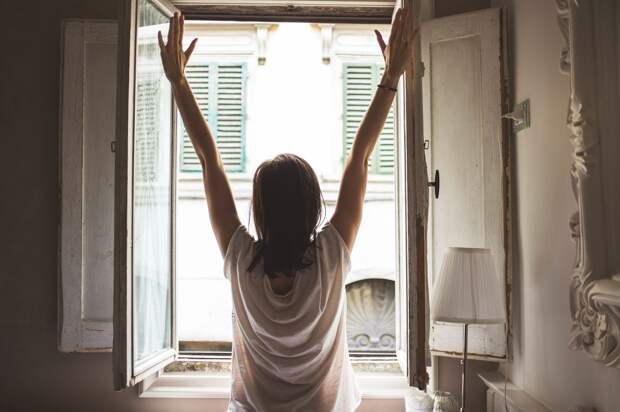 4 вещи, которые надо сделать с утра для хорошего дня