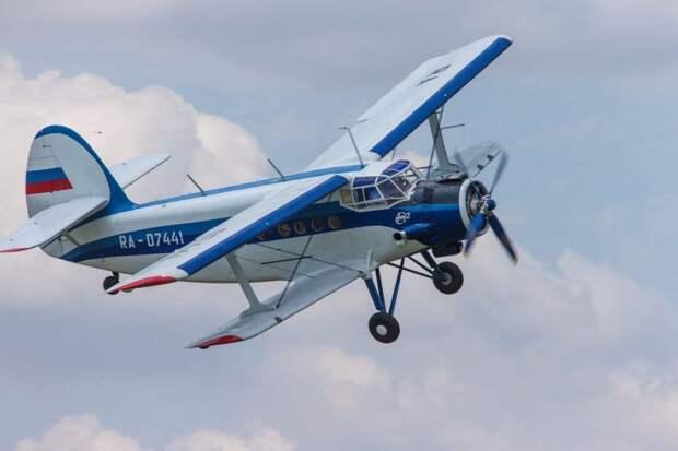 Легендарный самолёт Ан-2