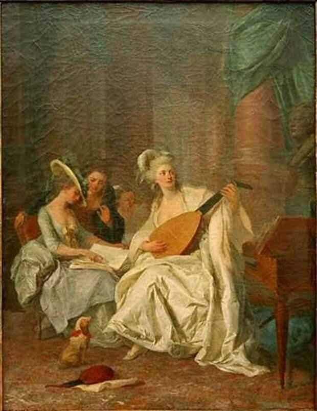 Главный оперный гений 18 века Кристоф Виллибальд Глюк