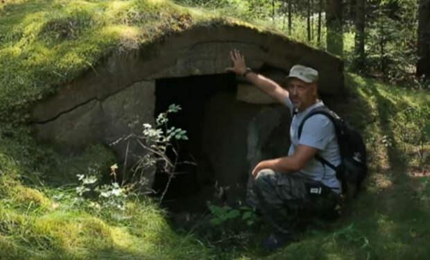 Остров Тютерс: саперы пытались раскрыть тайну Янтарной комнаты