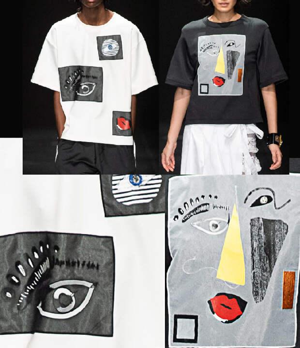 Портрет твой работы Пабло Пикасо
