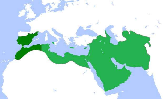 Багдадский Халифат 750 — 945 гг.