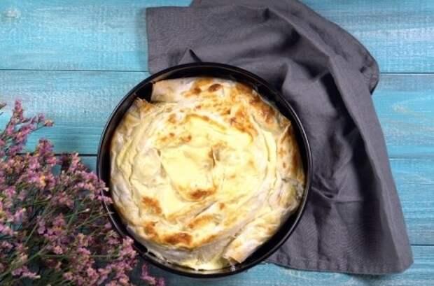 Готовим за 20 минут с Woman.ru: улитка из лаваша с сыром и зеленью