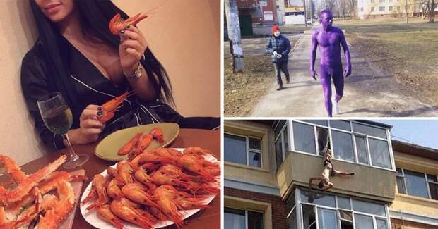 Реальные фотографии с российских вечеринок, на которых что-то пошло не так