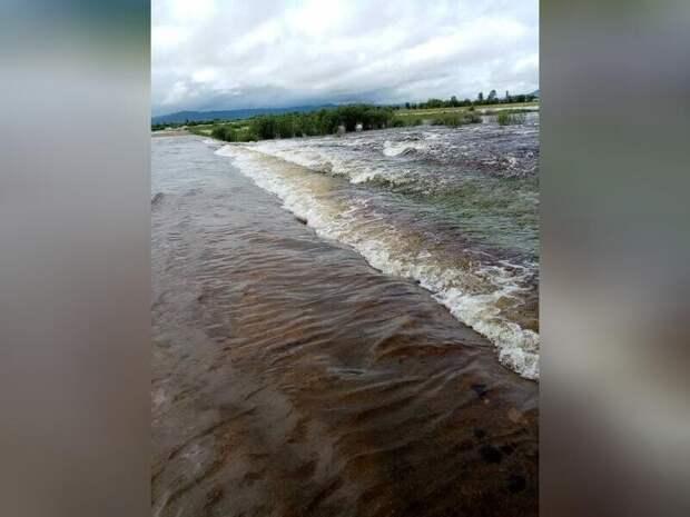 В 4-х населенных пунктах Акшинского района введен режим повышенной готовности