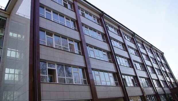 Больницу для больных коронавирусом планируют открыть в Подольске 5 апреля