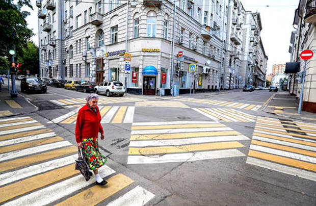 «Допустимый конфликт» пешехода и автомобиля — новые рекомендации Минтранса