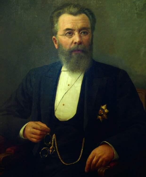 Борец со смертью. Николай Васильевич Склифосовский