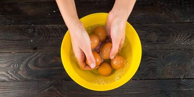 Мыть или не мыть яйца?