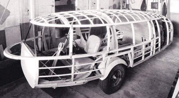 Без крыльев и капота: уникальные и ныне вымершие легковушки вагонной компоновки авто, автодизайн, автомобили, дизайн, интересные автомобили, минивэн, ретро авто