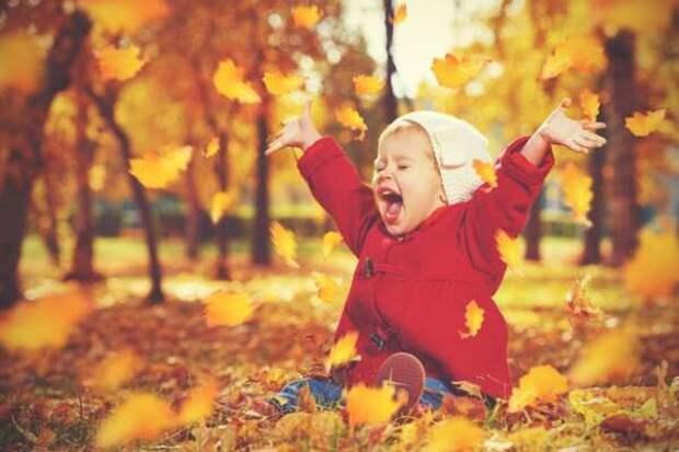 Как не впасть в депрессию и чувствовать себя счастливой этой осенью